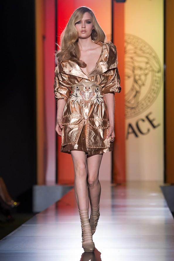 Італійський модний дім Versace. Фото: Pascal Le Segretain/Getty Images