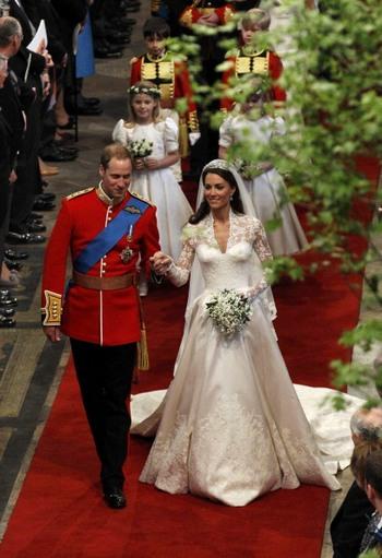 Принц Вільям одружується з Кейт Міддлтон. Фото: WPA Pool/Getty Images