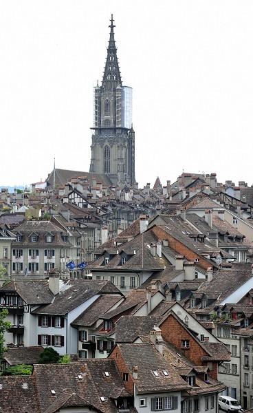 Девятое: Берн, Швейцария. Фото: Getty Images