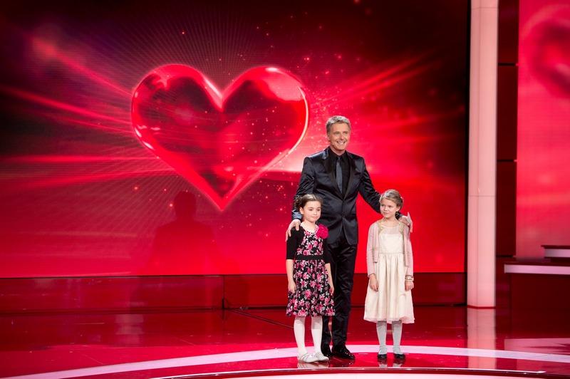 Берлин, Германия, 15 декабря. Международная ассоциация помощи детям «BILD hilft e.V.» провела благотворительный гала-концерт по сбору средств «Сердце для детей». Фото: AXEL SCHMIDT/AFP/Getty Images