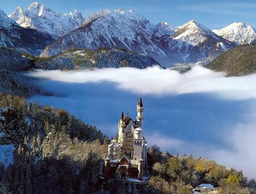 Виды Германии (Germany). Фото: fotoart.org.ua