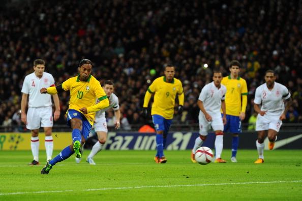 Англия — Бразилия Фото: Getty Images Sport
