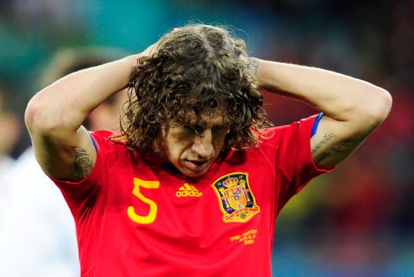 Іспанія - Швейцарія Doug Pensinger, Lars Baron, Jamie McDonald /Getty Images Sport