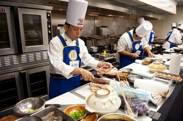Міжнародний конкурс традиційної китайської кухні 2009. Фото: The Epoch Times