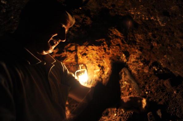 Изделие из сепиолит. Фото: AFP