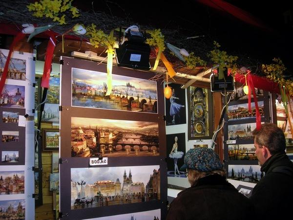 Вернісаж місцевих художників. Фото: Алла Лавриненко/The Epoch Times Україна