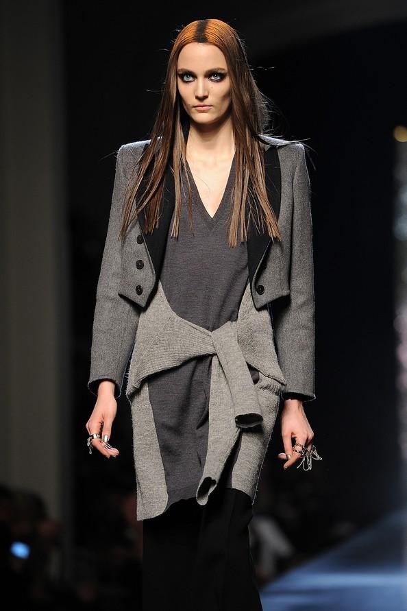 Рок-колекція від Жан-Поля Готьє на Паризькому тижні моди. Фото: Pascal Le Segretain/Getty Images