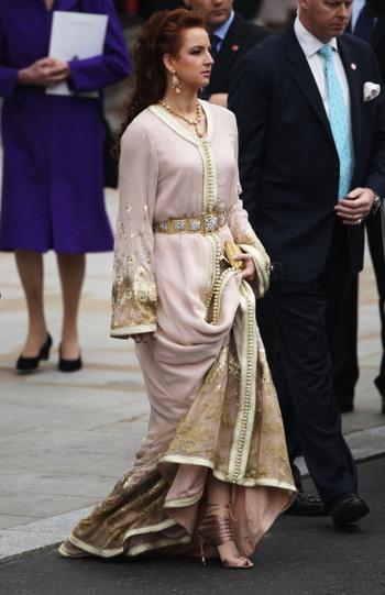 Принцесса Лалла Сальма Марокко. Фото: Dan Kitwood/Getty Images