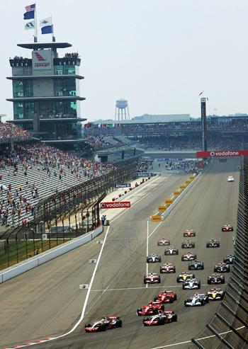 Во время седьмого этапа чемпионата мира Формулы-1 – Гран-при США. Фото: Michael Heiman/Getty Images