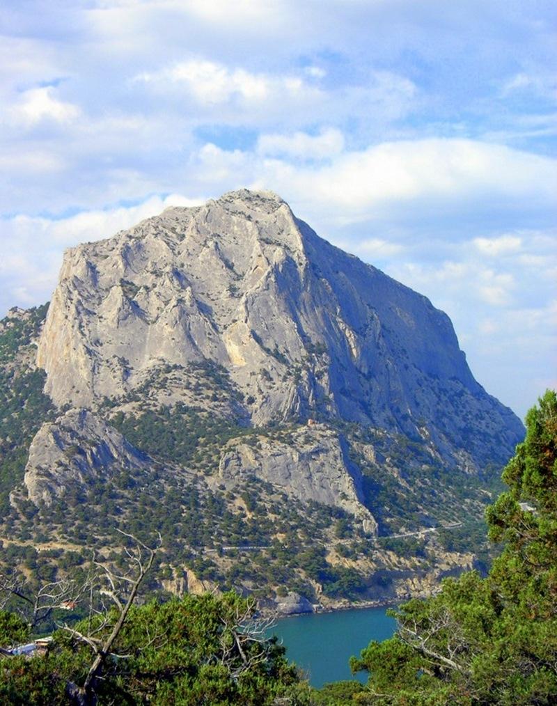 Новий світ, Крим, гора Сокіл з вершини Орла. Фото: Алла Лавриненко/Велика Епоха