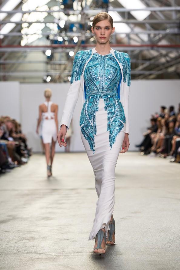 Лондонський тиждень моди (London Fashion Week). Фото: Ian Gavan/Getty Images