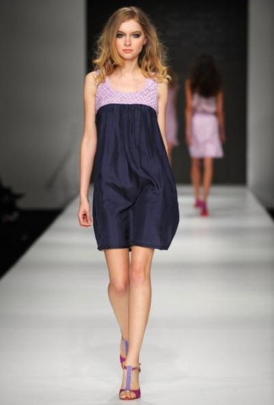 Колекція одягу від дизайнера Amar. Фото: Gosatti/Getty Images