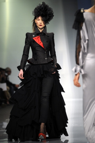 RoccoBarocco на миланской неделе моды. Jacopo Raule/Getty Images