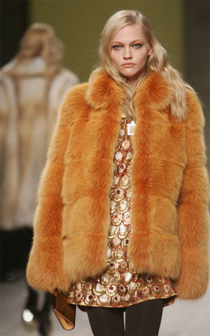 Emilio Pucci/осінь-зима 2007. Фото: Pascal Le Segretain/Getty Images