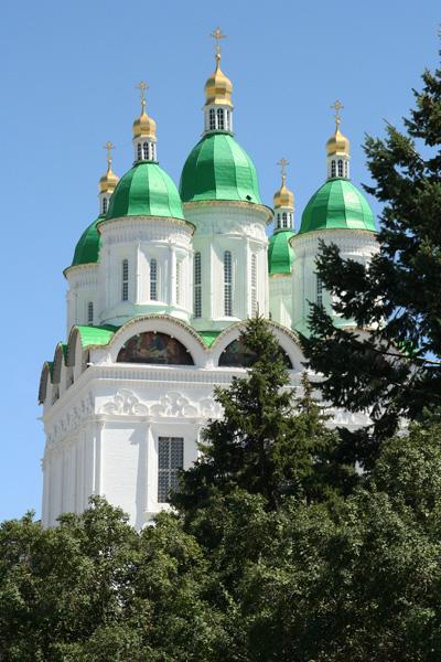 Астраханский кремль. Фото: Анатолий Белов/Великая Эпоха