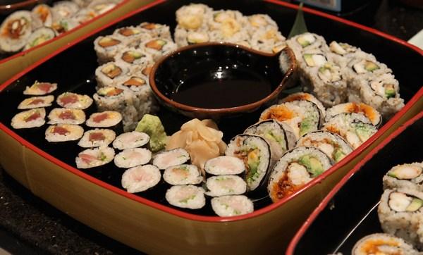 Коли згадують японську їжу, багато хто думає про суші та роли. Фото: Gabrielle's Angel Foundation/Getty Images