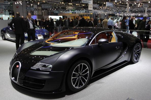 Bugatti Veveron 16.4 Super Sport. Фото:Getty Images