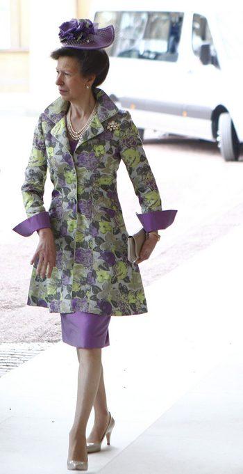 Принцеса Анна, старша дочка короля. Фото: WPA Pool / Getty Images