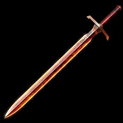 Меч Чжаньлу - один із п'яти мечів, зроблених відомим зброярем епохи Весни й Осені і Воюючих царств (770-221 рр. до н. е.) Оу Єцзи. Фото с aboluowang.com