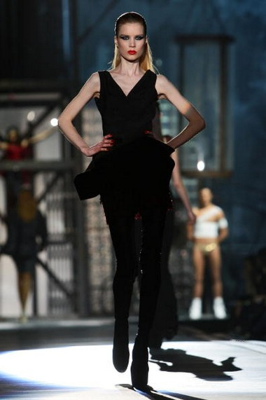 Коллеция DSquared2 на миланской Неделе моды. Фото:Vittorio Zunino Celotto/Getty Images