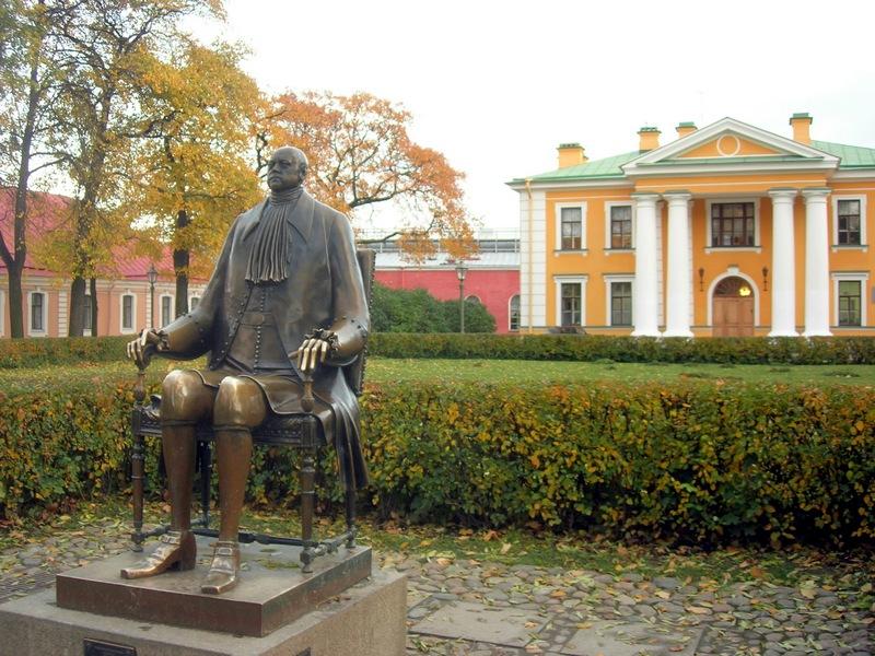 Пам'ятник Петру I