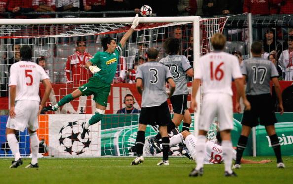 Бавария – Ювентус фото:OLIVER LANG, Lars Baron /Getty Images Sport