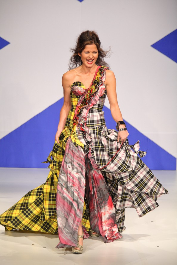 Шотландский костюм: Благотворительное мероприятие «Из Шотландии с любовью». Фото: Thomas Concordia/Getty Images