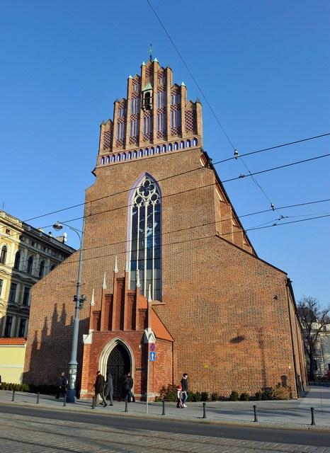 Костел Тіла Христового у Вроцлаві. Фото: Claudio Villa/Getty Images