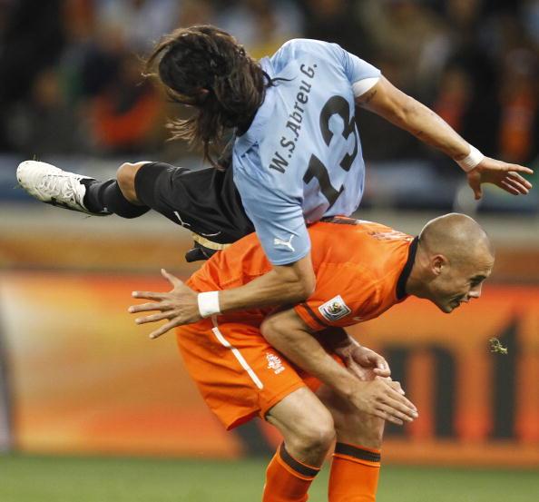 Уругвай - Голландія Фото:Lars Baron, Richard Heathcote /Getty Images Sport