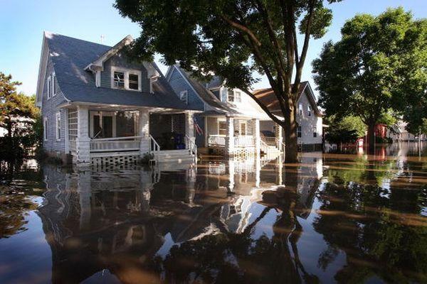 Нова хвиля повеней в Айові. Фото: Scott Olson/Getty Images