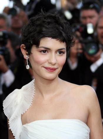 Одри Тоту / Audrey Tautou. Фото: VALERY HACHE/AFP/Getty Images