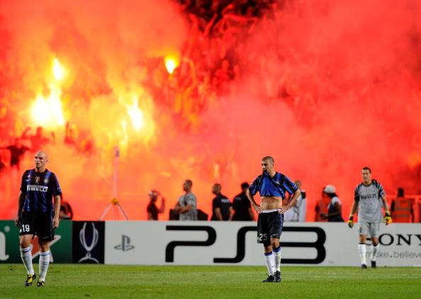 Интер (Италия) – Атлетико (Испания) Фото: Michael Steele, Massimo Cebrelli /Getty Images Sport