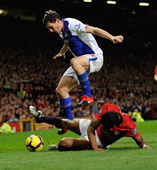 «Манчестер Юнайтед» – «Блэкберн» фото: Michael Regan,John Peters /Getty Images Sport