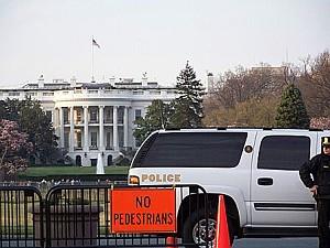 Южная галерея Белого дома; не проходите мимо. Фото: Энни Пилзберр/The Epoch Times