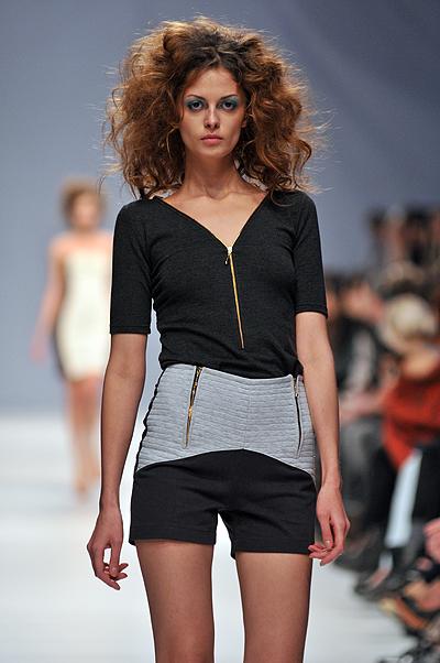 Коллекция Vitaliy Pavlishyn на kiev fashion days NEW LOOK OF KIEV. Фото: Владимир Бородин/The Epoch Times Украина