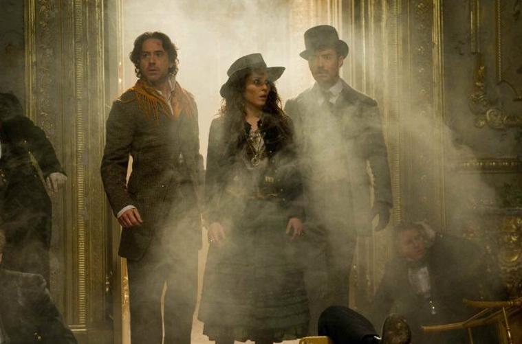 Кадр з фільму «Шерлок Холмс: Гра тіней»