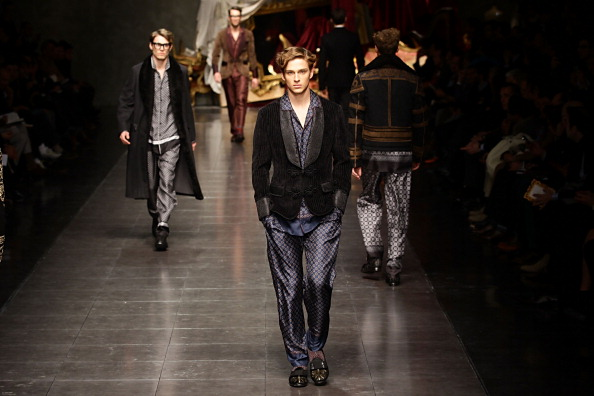 Milan Fashion Week 2012: тиждень чоловічої моди. Фото: Vittorio Zunino Celotto/Getty Images