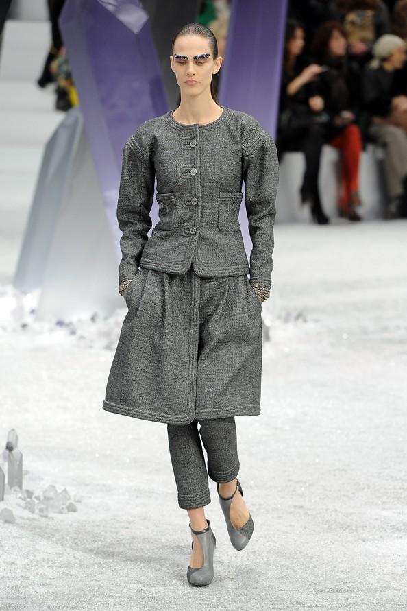 Показ от модного дома Chanel. Фото: Pascal Le Segretain/Getty Images