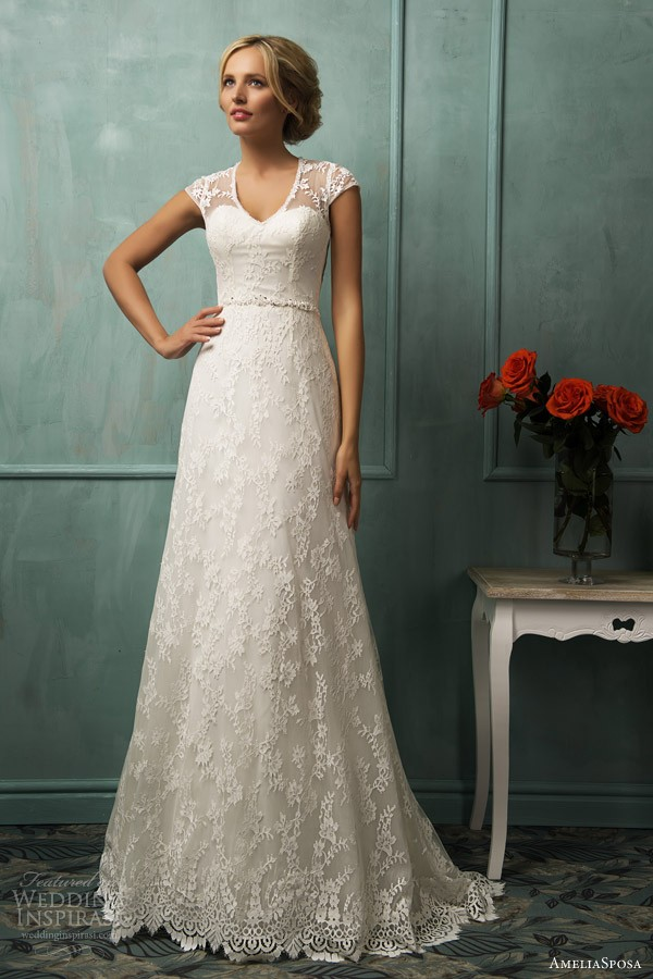 Весільні сукні. Фото: weddinginspirasi.com
