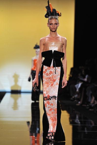 Джорджо Армани (Giorgio Armani) на Парижской неделе моды (Paris Fashion Week). Фото: Pascal Le Segretain/Getty Images