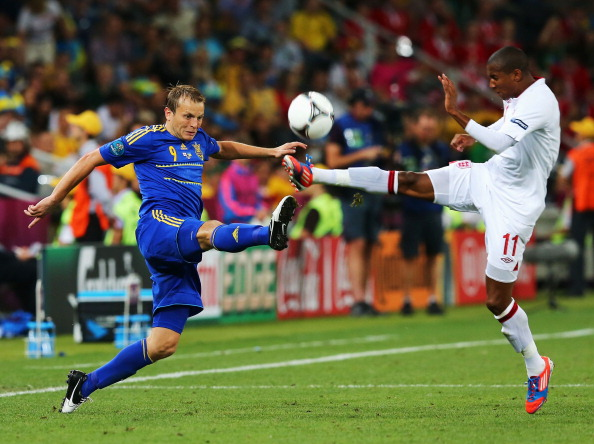 Англія - Україна Фото: Laurence Griffiths, Christopher Lee /Getty Images Sport