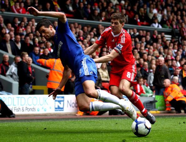 «Ливерпуль» – «Челси» фото:Laurence Griffiths, Clive Brunskill /Getty Images Sport