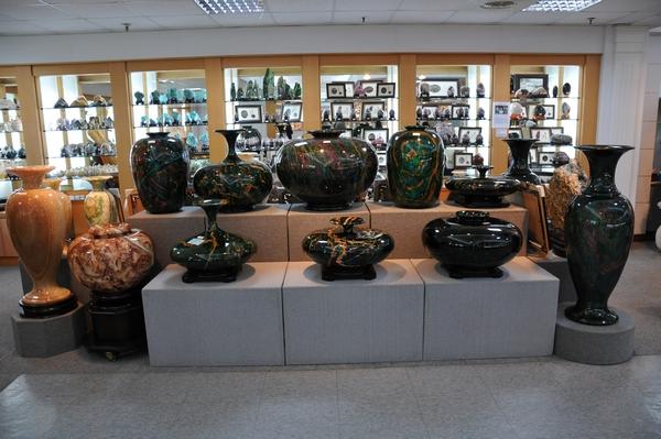 Музей мармурових виробів. Фото: Владо Ботка