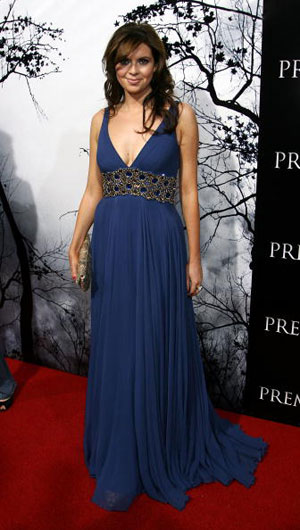 Актриса Carle Steele посетила премьеру фильма в Голливуде. Фото: Michael Buckner/Getty Images