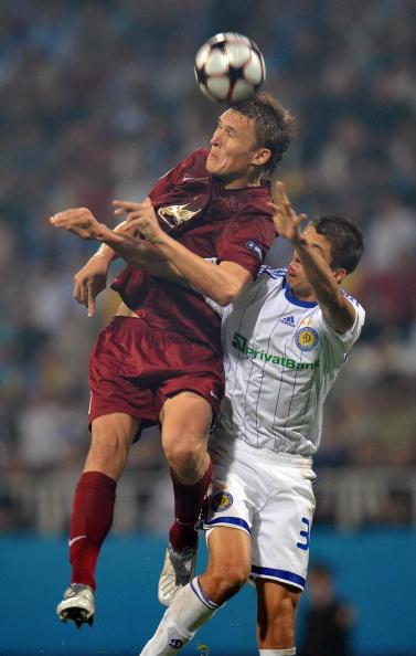 «ДИНАМО» (Киев, Украина) — «РУБИН» (Казань, Россия) фото:SERGEI SUPINSKY /Getty Images Sport