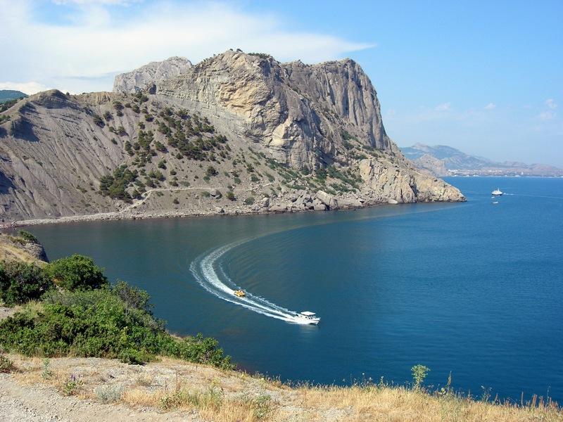 Новий світ, Крим, гора Орел. Фото: Алла Лавриненко/Велика Епоха