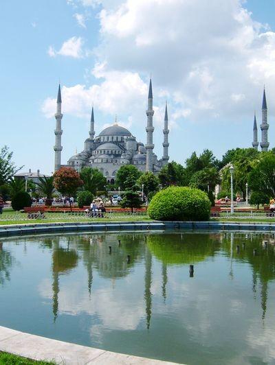 Султан-Ахмет – Голубая мечеть. Фото: Ирина Рудская. The Epoch Times