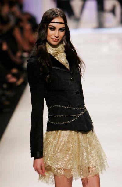 Коллекция Yvonne Bennetti на неделе моды в Новой Зеландии 18 сентября. Фото: Tim Hales/Getty Images