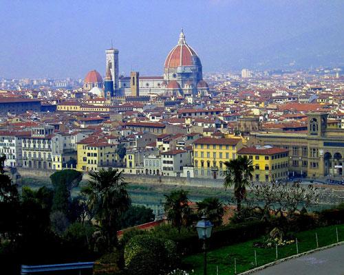 Краєвиди Італії. Фото: fotoart.org.ua
