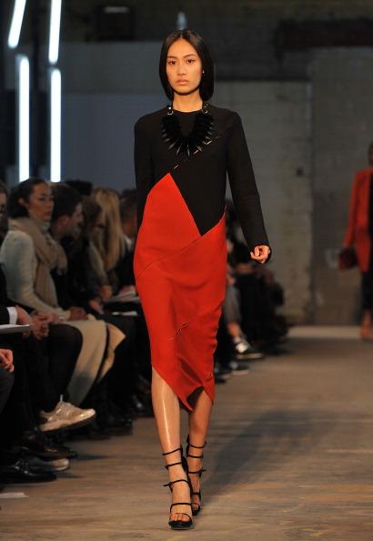 Proenza Schouler представил свою коллекцию на Mercedes-Benz Fashion Week. Фото Slaven Vlasic/Getty Images